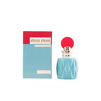 Miu Miu Eau De Parfume Vapo 50ml Womens New Fragrance Perfume Spray Sealed Boxed