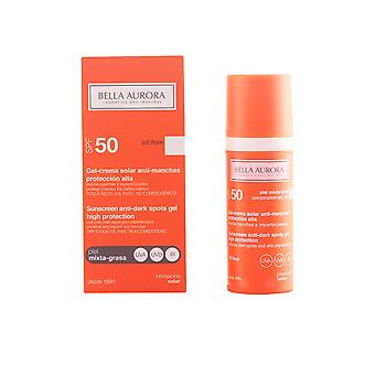 Bella Aurora Solar Gel Antimanchas Pmg Spf50 50ml Unisex New Sealed Boxed