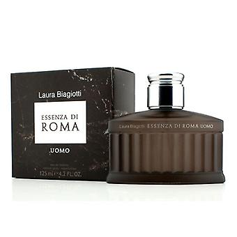 Laura Biagiotti Essenzia Di Roma Uomo Eau De Toilette Spray 125ml/4.2oz