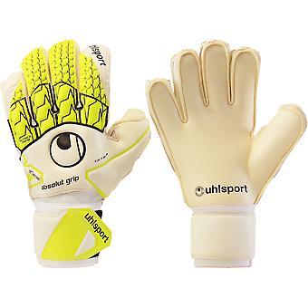 UHLSPORT ABSOLUTGRIP BIONIK+ Goalkeeper Gloves Size