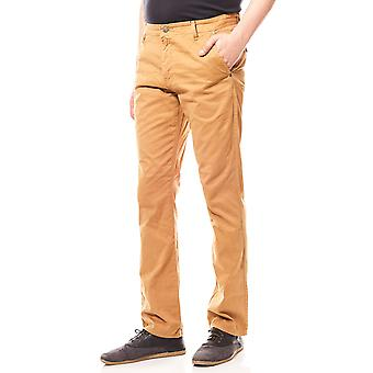 SOLID Chino Pant men's light brown