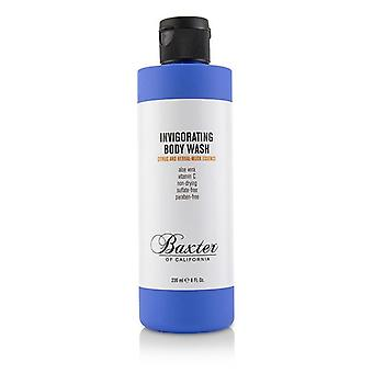Baxter Of California Invigorating Body Wash - Citrus And Herbal-Musk Essence - 236ml/8oz