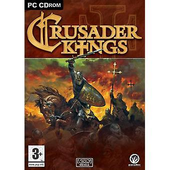 Crusader Kings (PC) - Usine scellée