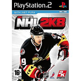 NHL 2K 8 (PS2)