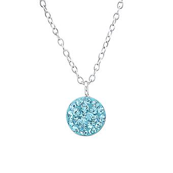 Round - 925 Sterling Silver Necklaces