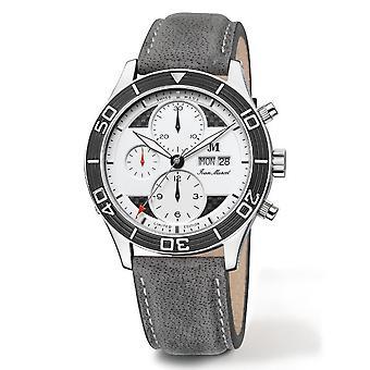 Jean Marcel watch myth automatic chronograph 660.280.52