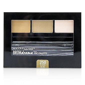 Maybelline Brow Drama Pro Palette - # 250 blonde - 2.8g/0.1oz
