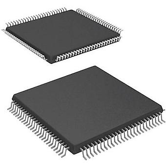 Microchip Technology AT32UC3A1256AU-AUR Embedded microcontroller TQFP 100 (14x14) 32-Bit 66 MHz I/O number 69