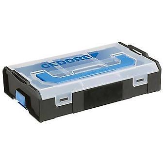 Herramienta de la caja (vacía) Gedore 2950529 plástico negro, transparente