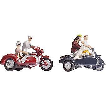 Figuras de motociclistas NOCH 15905 HO