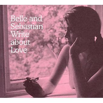 Write About Love [VINYL] by Belle And Sebastian