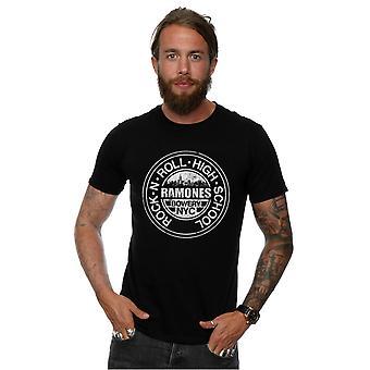 Ramones Men's Rock N Roll High School T-Shirt
