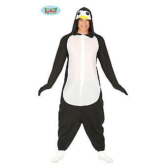 Penguin body suit for adult unisex costume animal jumpsuit Carnival JGA
