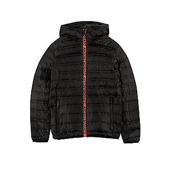 Antony Morato Junior Antony Morato Black Bubble Jacket