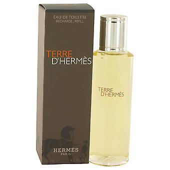 Hermès Terre d'Hermès Pure Perfume 125ml Refill - Without Pump