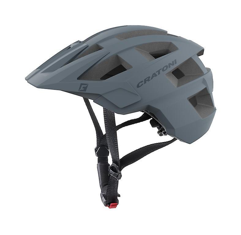 Casque de vélo CRATONI AllSet     gris mat