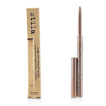 Stila Smudge Stick Waterproof Eye Liner - # Sepia (Metallic Taupe) - 0.28g/0.01oz