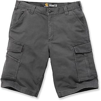 Carhartt Mens Rigby Rugged Flex Durable Cargo Work Shorts