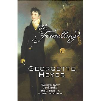 Hittebarn af Georgette Heyer - 9780099468066 bog