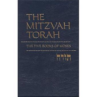La Torah Mitzvah - les cinq livres de Moïse par Publication juive Soci