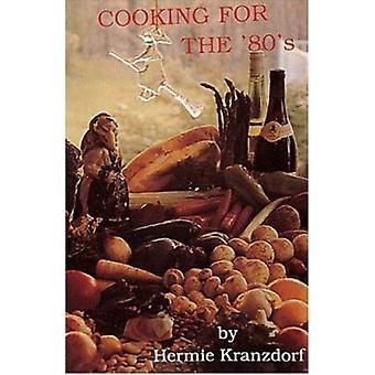 Pela década de 80 pelo Hermie Kranzdorf - 9780887400063 livro de cozinha
