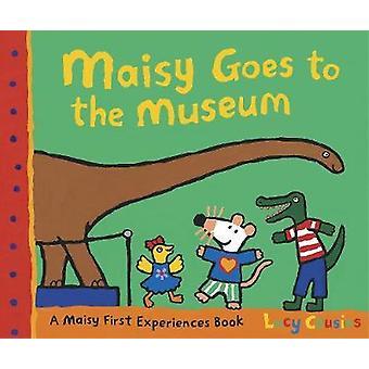 Maisy gaat naar het Museum door Lucy Cousins - Lucy Cousins - 97814063196