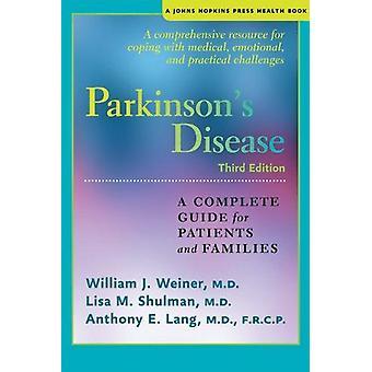 A doença de Parkinson - um guia completo para os pacientes e familiares (3rd