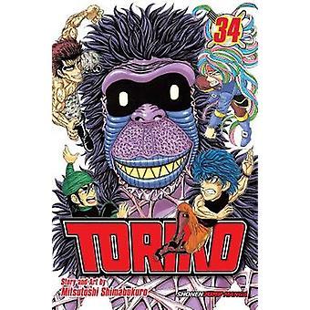 Toriko - Vol. 41 - kongen kampen! ved Mitsutoshi Shimabukuro - 9781