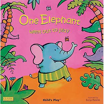 One Elephant Went Out to Play by Sanja Rescek - 9781846432095 Book