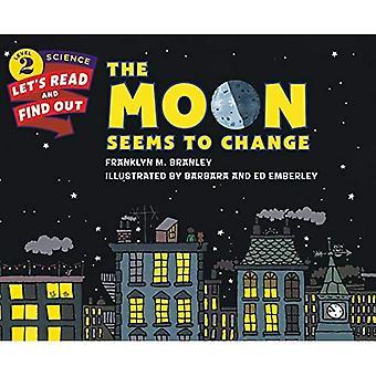 A lua parece mudança (ciência vamos-leitura-e-Find-Out 2)