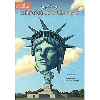 Que Es La Estatua de La Libertad? (What Was the Statue of Liberty?)