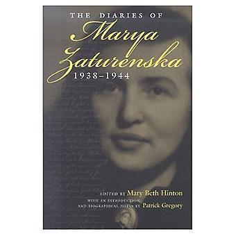 Die Tagebücher von Marya Zaturenska, 1938-1944