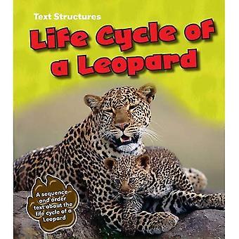 Elinkaaren Leopard: järjestyksessä ja jotta teksti (teksti rakenteet)
