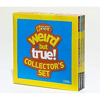 Weird But True Collector's Set: 900 Outrageous Facts