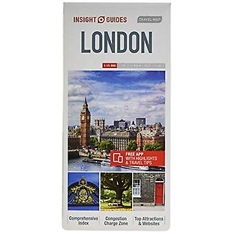 Insight Guides Travel Maps London (Insight Travel Maps)