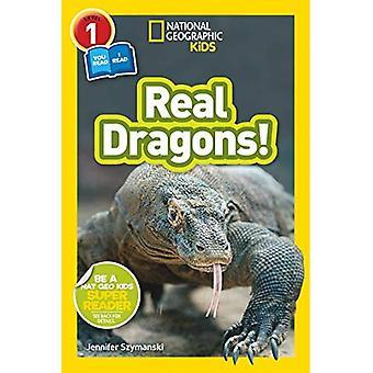 National Geographic Kids Leser: Echte Drachen (Leser) (Leser)