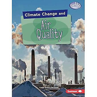 Mudança climática e qualidade do ar (Searchlight Books (TM) - mudança climática)