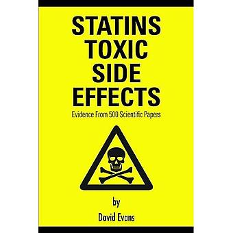 Statins Toxic Side Effects:� Evidence from 500 Scientific Papers (Cholesterol)