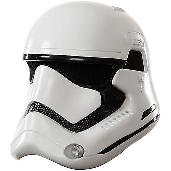 Stormtrooper 2 stuk masker voor volwassenen
