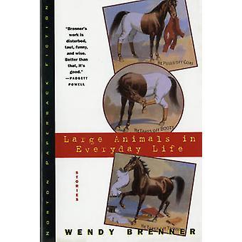 Animais de grandes porte na vida cotidiana por Brenner & Wendy