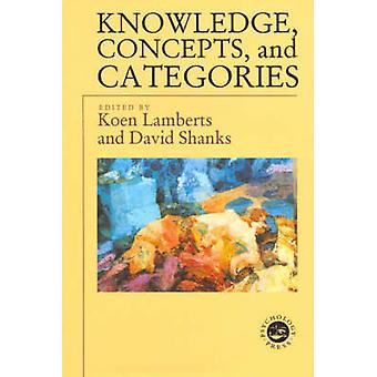 Conoscenza di concetti e categorie di Lamberts & Koen