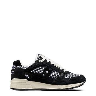 Saucony femme Black Sneakers--SHAD018096