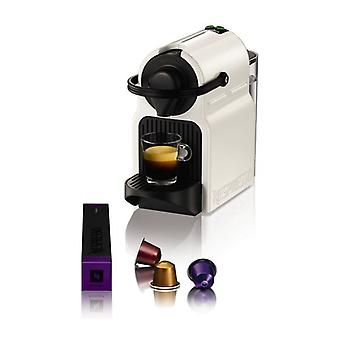 Coffee machine Krups XN1001 Inissia 19 bar 0,7 L 1260W white Nespresso capsules