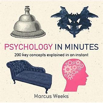 Psicologia em minutos por Marcus semanas