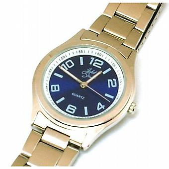 Jakob Strauss Blue Dial Gents Bracelet Watch JAST19