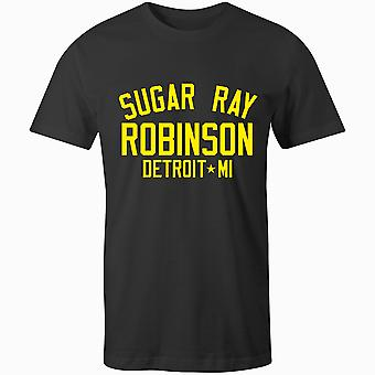 Sugar Ray Robinson Boxing Legend T-Shirt