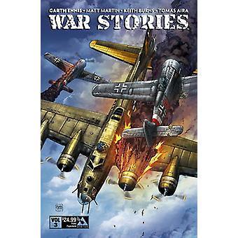 War Stories - Vol. 3 by Garth Ennis - Aria Thomas - 9781592912728 Book