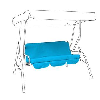 Gardenista® Turquoise Replacement Canopy for 2 Seater Swing Seat