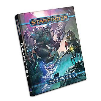 Starfinder Rollenspiel Game Alien Archiv 2 Buch