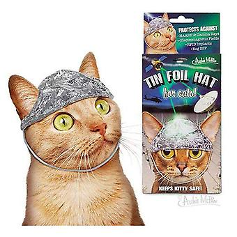 Archie McPhee Cat Tin Foil Hat